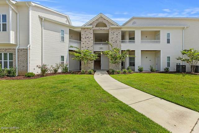205 Fullford Lane #102, Wilmington, NC 28412 (MLS #100234508) :: The Oceanaire Realty