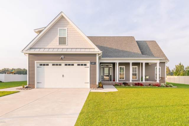 637 Dalton Street, Ayden, NC 28513 (MLS #100234517) :: Stancill Realty Group