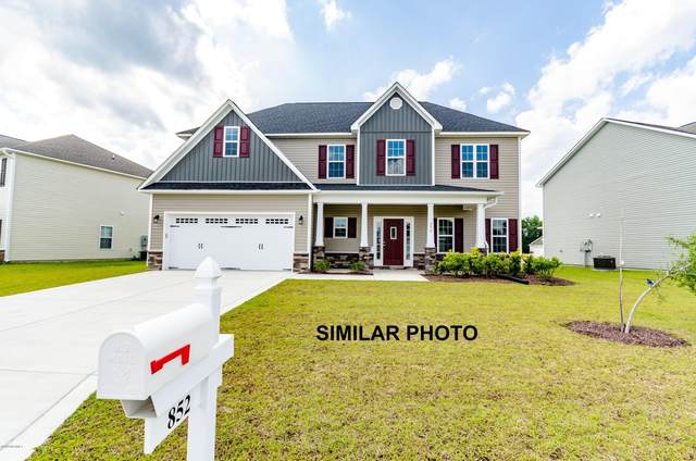 409 Tyrrell Trail, Jacksonville, NC 28546 (MLS #100234558) :: Donna & Team New Bern
