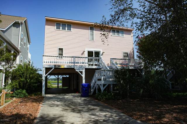 506 N North Shore Drive W, Sunset Beach, NC 28468 (MLS #100234570) :: RE/MAX Elite Realty Group