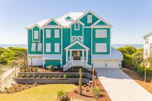 7607 Ocean Drive, Emerald Isle, NC 28594 (MLS #100234571) :: The Oceanaire Realty