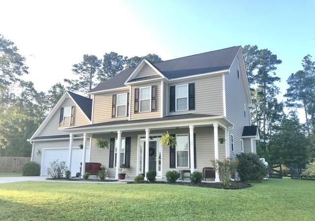 3207 Macy Court, New Bern, NC 28562 (MLS #100234605) :: Berkshire Hathaway HomeServices Hometown, REALTORS®