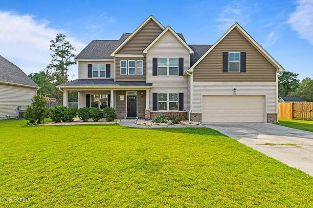 113 Pine Lakes Drive, Jacksonville, NC 28540 (MLS #100234640) :: The Tingen Team- Berkshire Hathaway HomeServices Prime Properties
