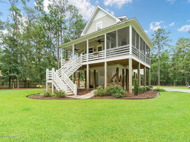 61 Spinnaker Point Road N, Oriental, NC 28571 (MLS #100234793) :: Stancill Realty Group