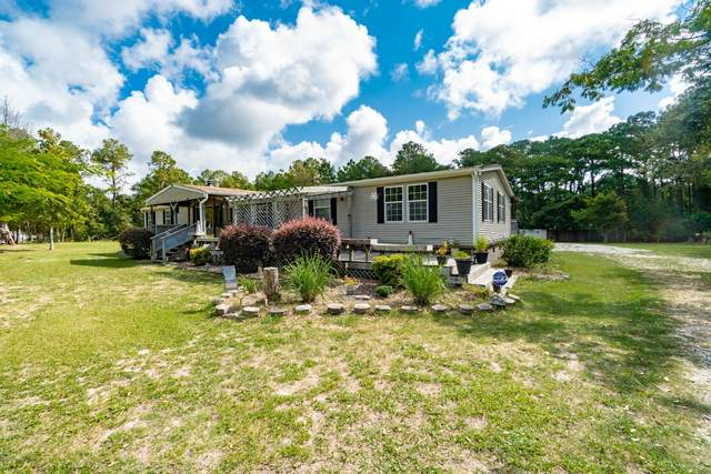 157 Hall Road, Newport, NC 28570 (MLS #100234811) :: Barefoot-Chandler & Associates LLC