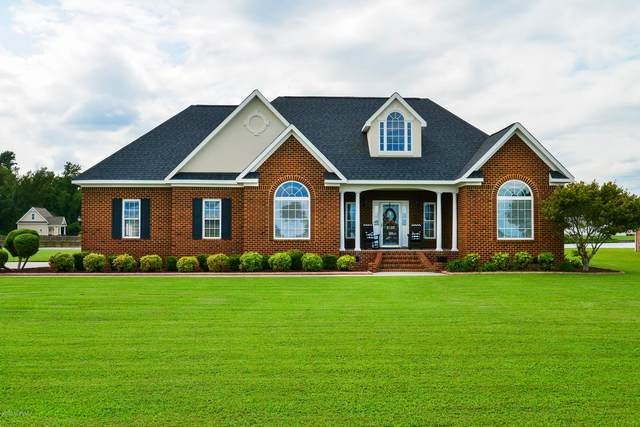 3607 Fountain Hill Drive, Grifton, NC 28530 (MLS #100234851) :: The Keith Beatty Team