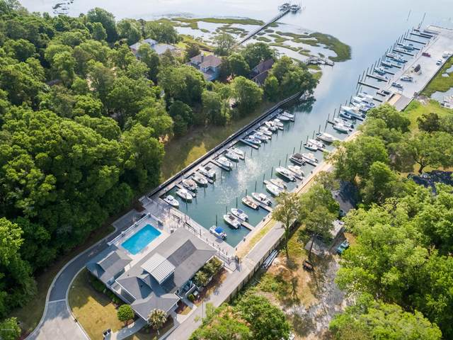 7465 Nautica Yacht Club Drive #8, Wilmington, NC 28411 (MLS #100234890) :: RE/MAX Essential