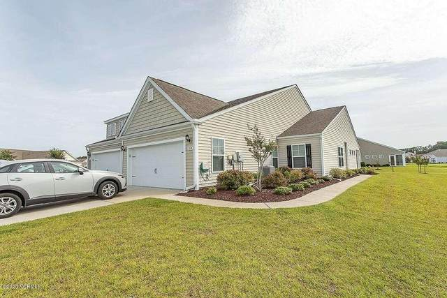 1034 Chadsey Lake Drive, Carolina Shores, NC 28467 (MLS #100234897) :: Vance Young and Associates