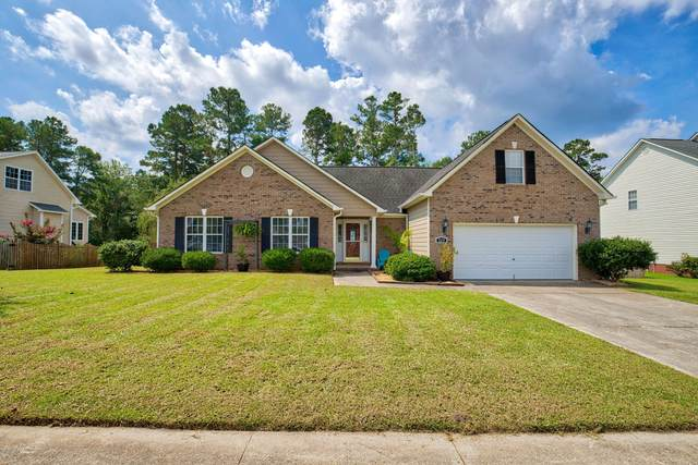 229 Stagecoach Drive, Jacksonville, NC 28546 (MLS #100234917) :: Frost Real Estate Team