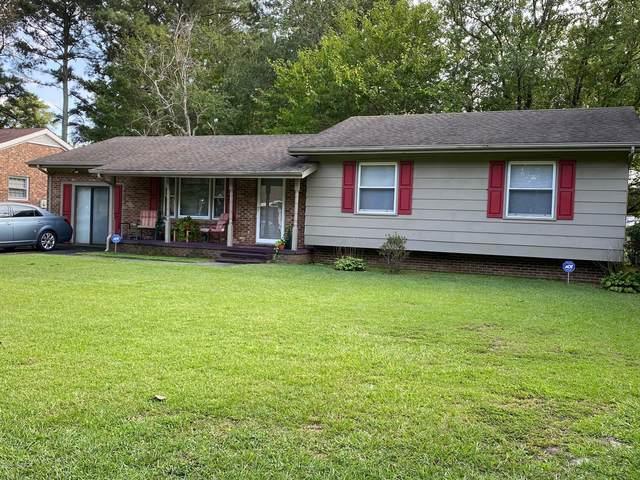 100 Pearl Drive, Greenville, NC 27834 (MLS #100234930) :: Carolina Elite Properties LHR