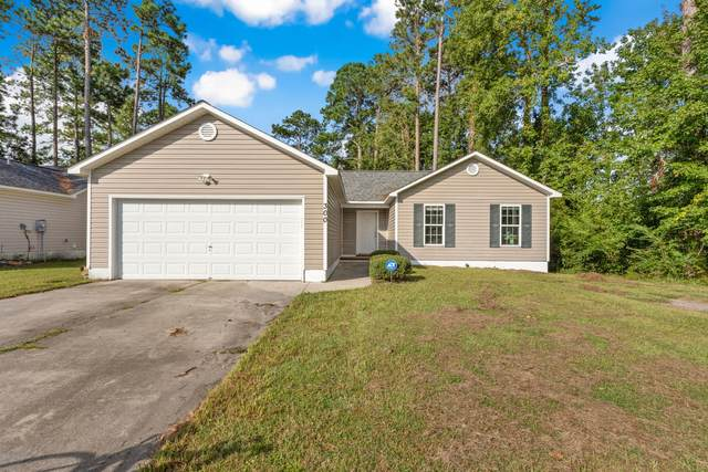 300 Parkwood Drive, Jacksonville, NC 28546 (MLS #100234941) :: The Tingen Team- Berkshire Hathaway HomeServices Prime Properties