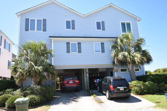 100 Asbury Avenue A, Atlantic Beach, NC 28512 (MLS #100234949) :: Barefoot-Chandler & Associates LLC