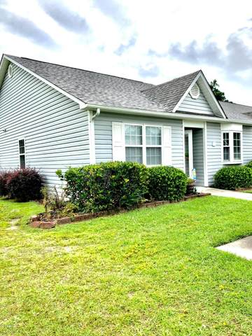 1104 Courtyard W #1104, Newport, NC 28570 (MLS #100234993) :: Berkshire Hathaway HomeServices Hometown, REALTORS®