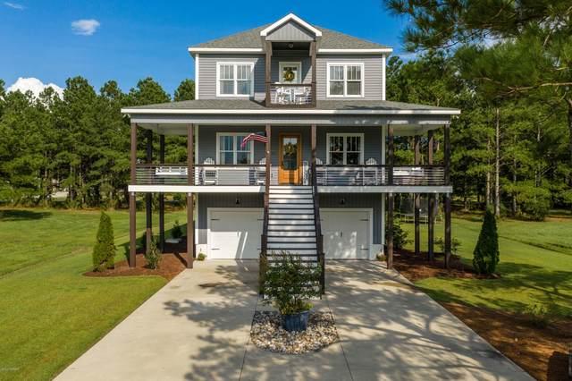 230 Gatsey Lane, Beaufort, NC 28516 (MLS #100234998) :: The Tingen Team- Berkshire Hathaway HomeServices Prime Properties