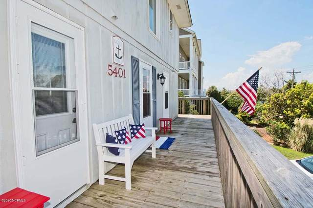 5401 Ocean Drive, Emerald Isle, NC 28594 (MLS #100235032) :: The Oceanaire Realty