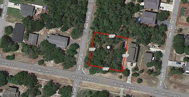 1406 W Oak Island Drive, Oak Island, NC 28465 (MLS #100235210) :: Lynda Haraway Group Real Estate