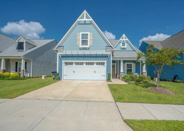 3025 Broadhaven Drive, Leland, NC 28451 (MLS #100235308) :: Welcome Home Realty