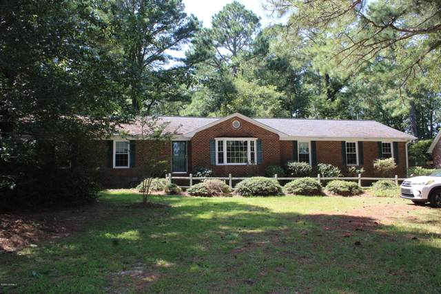 318 King George Road, Greenville, NC 27858 (MLS #100235309) :: The Rising Tide Team