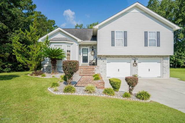511 Briarwood Drive NW, Calabash, NC 28467 (MLS #100235317) :: The Chris Luther Team