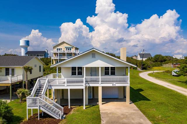 802 Ocean Ridge Drive, Atlantic Beach, NC 28512 (MLS #100235365) :: Vance Young and Associates