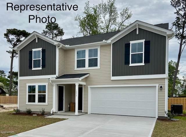 1820 Simonton Drive, Wilmington, NC 28405 (MLS #100235441) :: Castro Real Estate Team