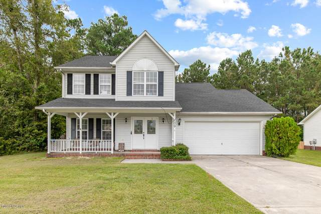 109 Bethesda Street, Jacksonville, NC 28546 (MLS #100235471) :: RE/MAX Essential