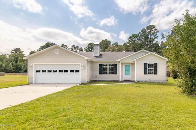 117 Burrell Lane, Richlands, NC 28574 (MLS #100235545) :: Carolina Elite Properties LHR