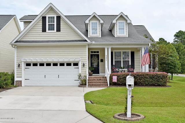 3951 Pepperberry Lane SE, Southport, NC 28461 (MLS #100235566) :: The Bob Williams Team
