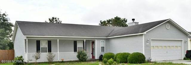 203 Redberry Drive, Richlands, NC 28574 (MLS #100235635) :: Castro Real Estate Team