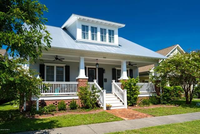 303 Hedrick Street, Beaufort, NC 28516 (MLS #100235643) :: Carolina Elite Properties LHR