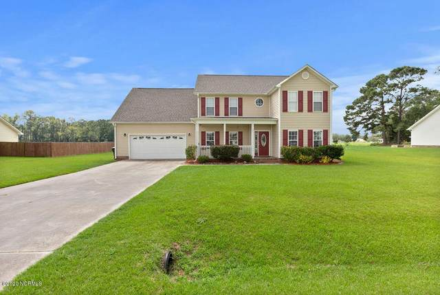 106 Levi Lane, Richlands, NC 28574 (MLS #100235645) :: The Tingen Team- Berkshire Hathaway HomeServices Prime Properties