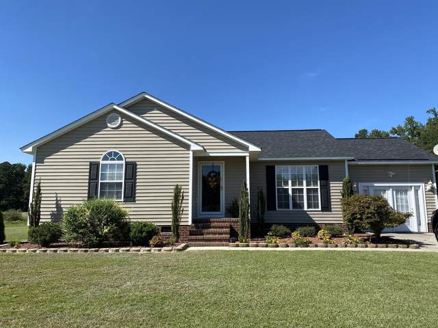 2460 Troy Court, Kinston, NC 28504 (MLS #100235648) :: Lynda Haraway Group Real Estate