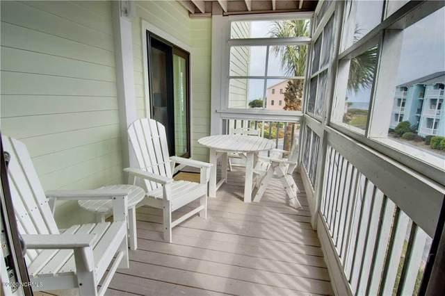 9201 Coast Guard Road E204, Emerald Isle, NC 28594 (MLS #100235682) :: The Tingen Team- Berkshire Hathaway HomeServices Prime Properties
