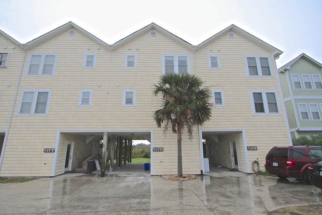 511 N New River Drive C, Surf City, NC 28445 (MLS #100235739) :: Castro Real Estate Team
