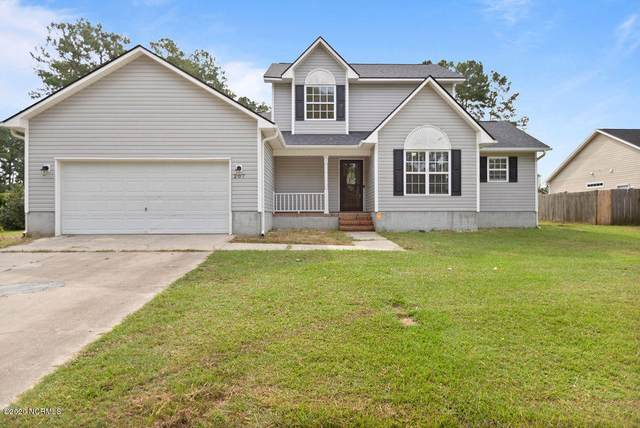 207 Reef Lane, Richlands, NC 28574 (MLS #100235746) :: Berkshire Hathaway HomeServices Hometown, REALTORS®