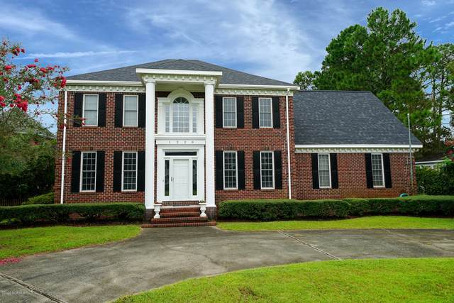 1220 Williamsburg Court, Wilmington, NC 28411 (MLS #100235762) :: Carolina Elite Properties LHR