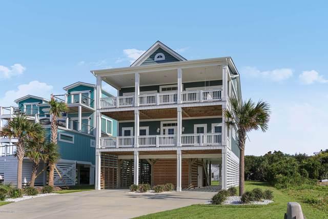 804 Ocean Drive, Oak Island, NC 28465 (MLS #100235786) :: The Oceanaire Realty