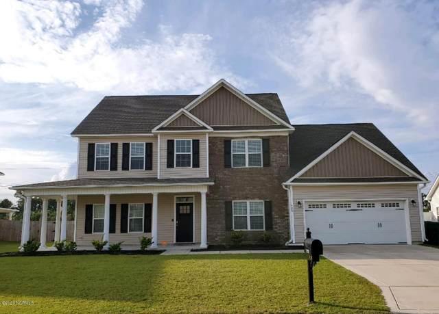 429 Worsley Way, Jacksonville, NC 28546 (MLS #100235793) :: Carolina Elite Properties LHR
