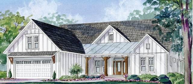 5301 Barcroft Lake Drive, Leland, NC 28451 (MLS #100235799) :: Berkshire Hathaway HomeServices Hometown, REALTORS®