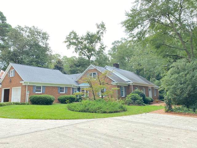 408 Coharie Drive, Clinton, NC 28328 (MLS #100235860) :: Barefoot-Chandler & Associates LLC