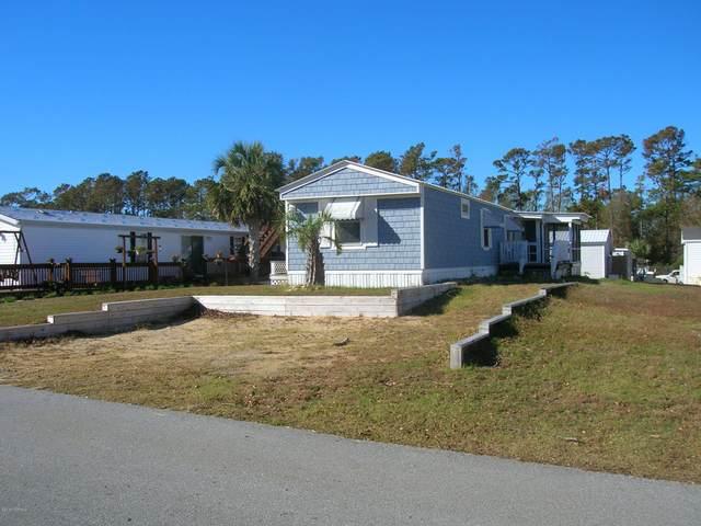 106 Snow Goose Lane, Newport, NC 28570 (MLS #100235957) :: David Cummings Real Estate Team