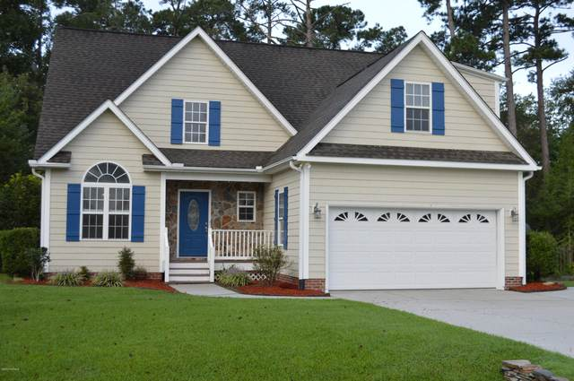 121 Frost Court, New Bern, NC 28560 (MLS #100235978) :: The Keith Beatty Team