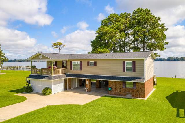 253 Portside Drive, Chocowinity, NC 27817 (MLS #100235987) :: David Cummings Real Estate Team