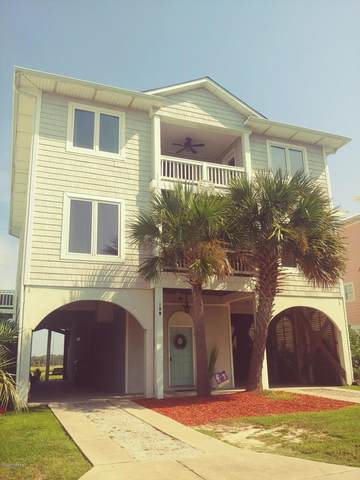 129 Via Old Sound Boulevard, Ocean Isle Beach, NC 28469 (MLS #100235994) :: RE/MAX Essential