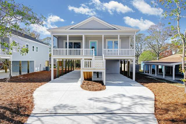 320 NE 47th Street, Oak Island, NC 28465 (MLS #100236002) :: Coldwell Banker Sea Coast Advantage