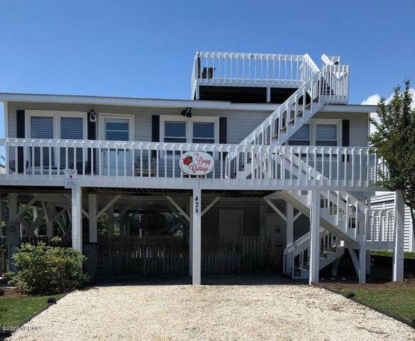 428 33rd Street, Sunset Beach, NC 28468 (MLS #100236108) :: Carolina Elite Properties LHR