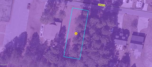 00 Grays Lane, White Lake, NC 28337 (MLS #100236112) :: Courtney Carter Homes