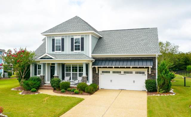 8243 Compass Pointe East Wynd NE, Leland, NC 28451 (MLS #100236138) :: The Chris Luther Team