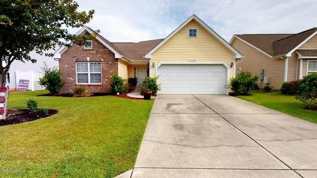 118 Planters Row Lane, Carolina Shores, NC 28467 (MLS #100236143) :: Lynda Haraway Group Real Estate