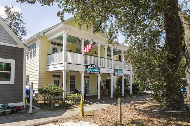 114 E Nash Street #3, Southport, NC 28461 (MLS #100236189) :: Thirty 4 North Properties Group